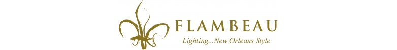 Flambeau Table Lamps