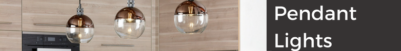 Flush Pendant Lights