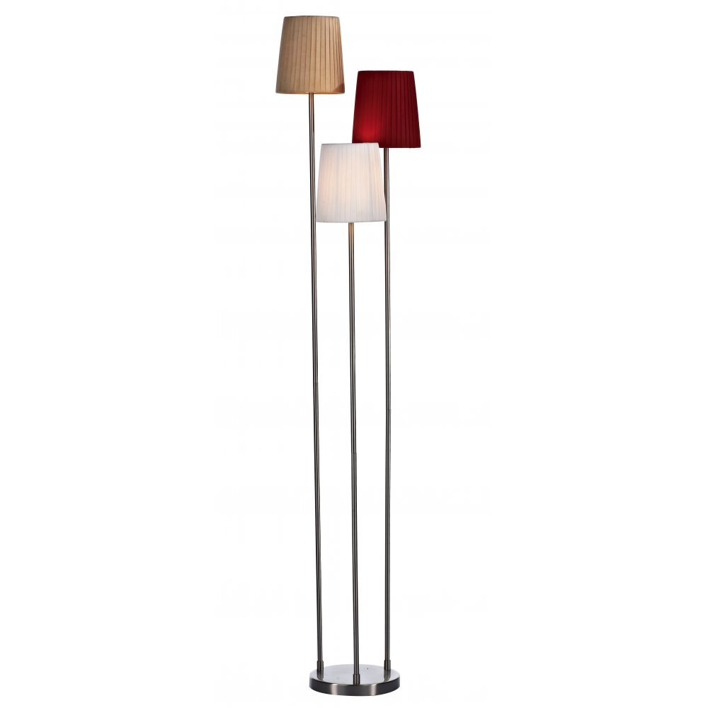 Afr4946 africa 3 light floor lamp base only