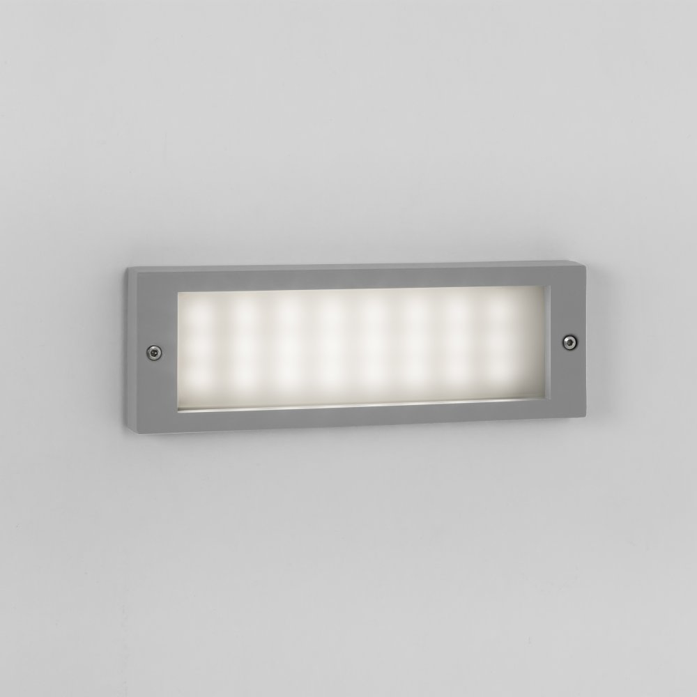 7262 Brick Led Exterior Wall Marker Light