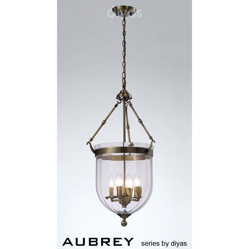 Aubrey 8 Light Chandelier