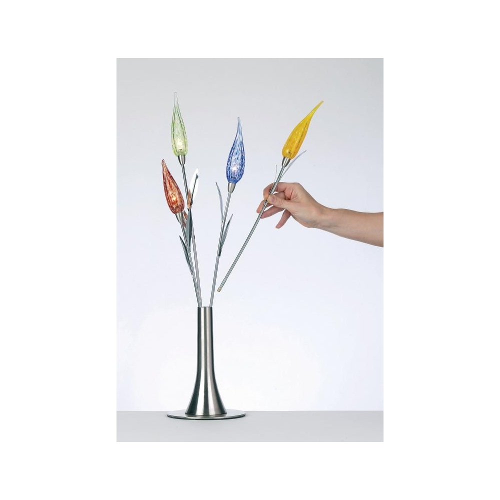 Bouquet Table Lamp Multi