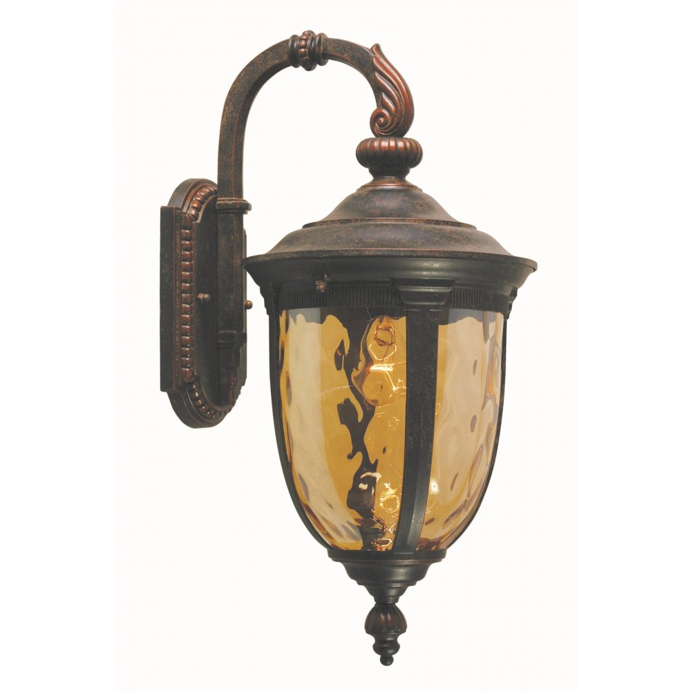 Lighting Cleveland: Elstead Cleveland CL2/M Bronze Wall Lamp