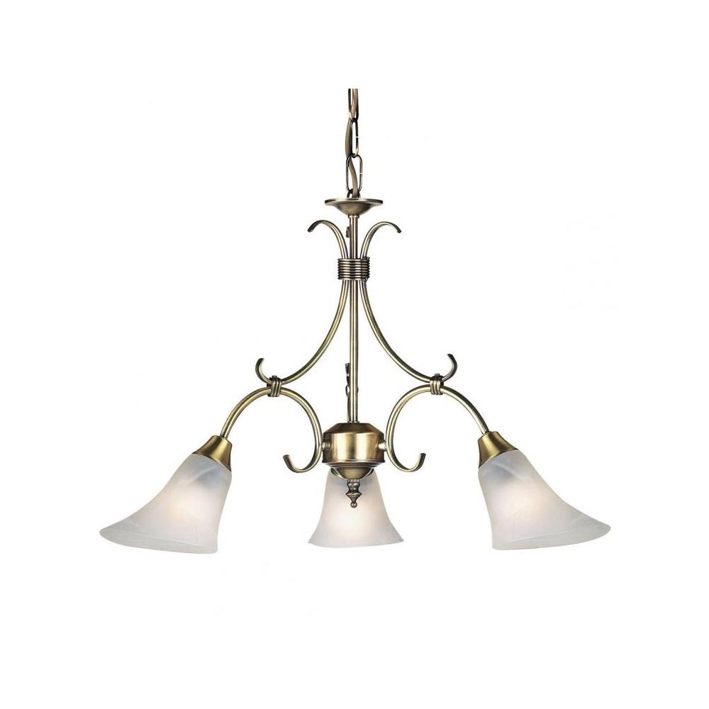 new arrivals b8261 67846 144-3AN 144 Range 3 Bulb Ceiling Light