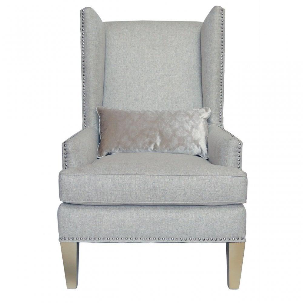 Super Al 004 Cr Cream Allure Lauren High Back Chair Inzonedesignstudio Interior Chair Design Inzonedesignstudiocom