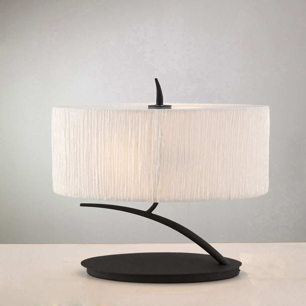 Eve Table Lamp 2 Light E27 Large With