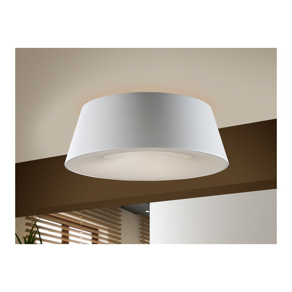 198533 Zone 4 Light Ceiling Light White